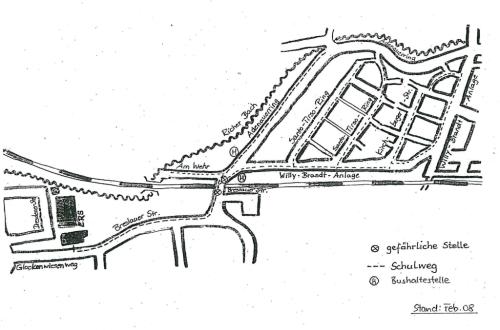 Fußwegeplan 2