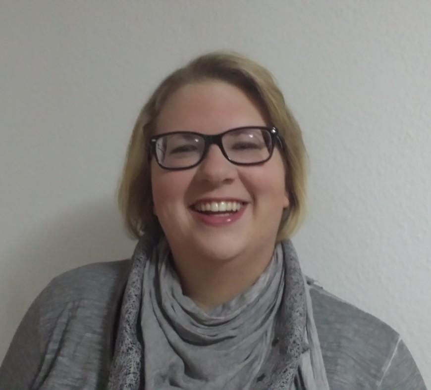 Verbindungslehrerin Franziska Kurtz