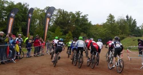 ERS-Bikeschool beim Rennen