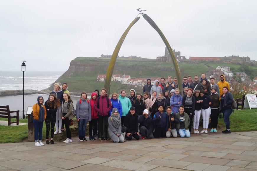 Englandfahrt der Ernst-Reuter-Schule 2016