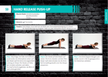 Hand release push-up