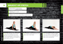 Walkout Hip Stretch