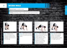 Warm-up_Worm Walk